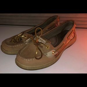 Size 9.5 Sperry
